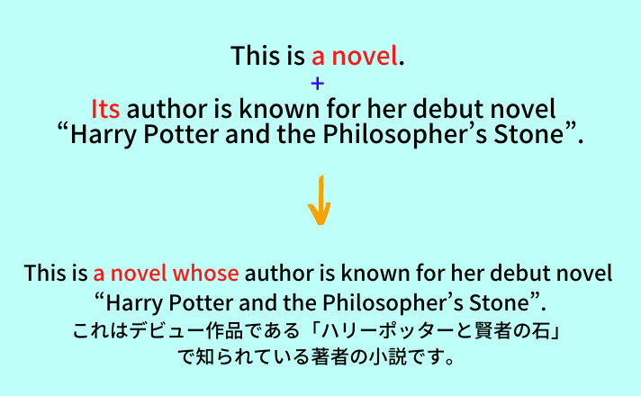 """This is a novel whose author is known for her debut novel """"Harry Potter and the Philosopher's Stone""""."""